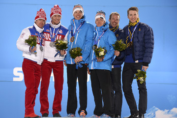 Teodor Peterson Winter Olympics: Medal Ceremonies