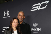 (L-R) Sonya Curry and Dell Curry Attend Tequila Avion hosts NBA All-Star After Party presented by Talent Resources on February 17, 2018 in Beverly Hills, California.