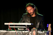 DJ Bob Sinclar performs on stage at the Tequila Herradura 12th Annual Desert Smash Player Party Benefitting St. Jude Children's Research Hospital on March 8, 2016 in Rancho Mirage, California.