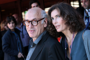 "Rosy Greco ""Terence Davies & Michael Nyman"" Premiere - 6th International Rome Film Festival"