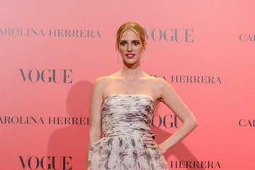 Teresa Baca Vogue 30th Anniversary Party In Madrid