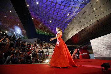 Teresa Palmer Busan International Film Festival: Day 1