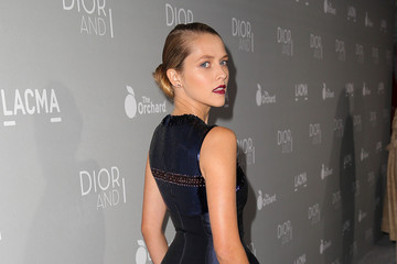 Teresa Palmer Premiere Of The Orchard's 'DIOR & I' - Red Carpet
