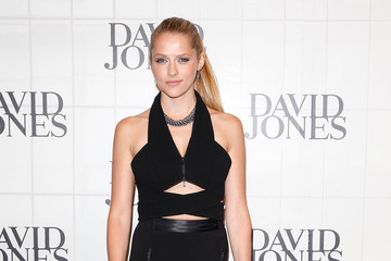 Teresa Palmer David Jones A/W Fashion Launch Arrivals