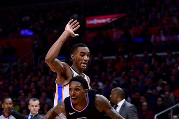 Terrance Ferguson Oklahoma City Thunder v Los Angeles Clippers