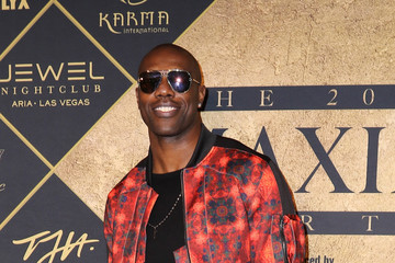Terrell Owens Maxim Super Bowl Party - Red Carpet