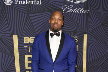 Terrell Suggs BET Presents the American Black Film Festival Honors - Arrivals