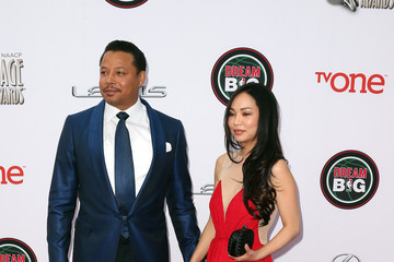 Terrence Howard 45th NAACP Image Awards Presented By TV One - Arrivals