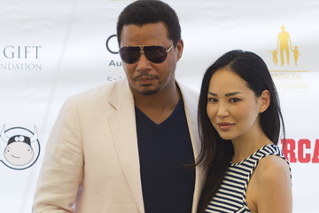 Terrence Howard Global Gift Gala Photocall 2014