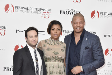 Terrence Howard 55th Monte Carlo TV Festival : Day 1