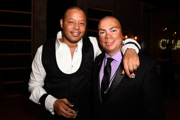 Terrence Howard Spike TV's Guys Choice 2015 - Green Room