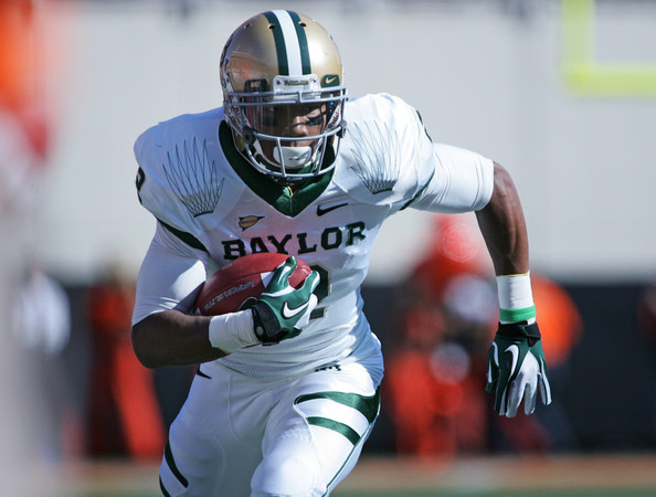 Terrence Williams - Baylor v Oklahoma State