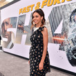 Terri Seymour Premiere Of Universal Pictures' 'Fast And Furious Presents: Hobbs And Shaw'