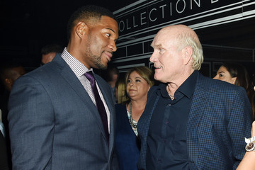 Terry Bradshaw JCPenney and Michael Strahan Launch Collection By Michael Strahan