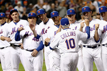 Terry Collins Wild Card Game - San Francisco Giants v New York Mets