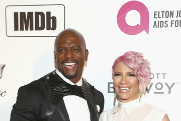 Terry Crews IMDb LIVE At The Elton John AIDS Foundation Academy Awards Viewing Party