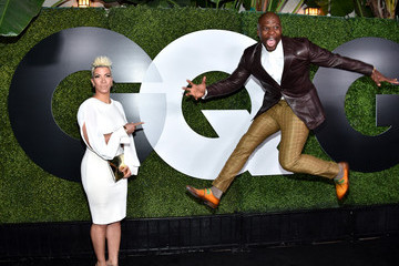 Terry Crews GQ 20th Anniversary Men of the Year Party - Arrivals
