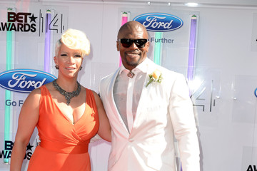 Terry Crews BET AWARDS '14 - Arrivals