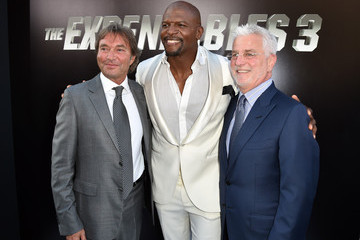 Terry Crews 'The Expendables 3' Premieres in Hollywood — Part 2