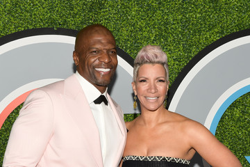 Terry Crews Rebecca Crews 2017 GQ Men of the Year Party - Arrivals