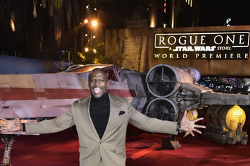Terry Crews The World Premiere of 'Rogue One: A Star Wars Story'