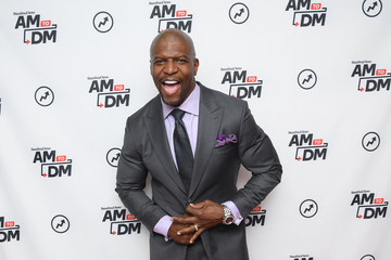 """Terry Crews Celebrities Visit BuzzFeed's """"AM To DM"""" - January 22, 2020"""
