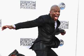 Terry Crews 2015 American Music Awards - Arrivals