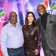Terry Crews NBC Midseason New York Press Junket
