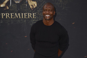 Terry Crews Premiere of Disney's andnd Jerry Bruckheimer Films' 'Pirates Of The Caribbean: Dead Men Tell No Tales'