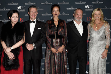 Terry Gilliam Jaeger-LeCoultre Celebrates 10 Years in Venice