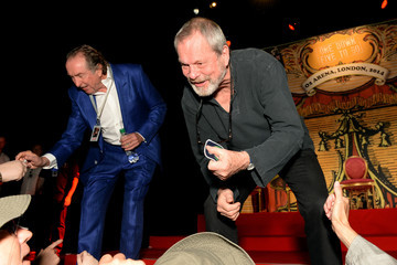 Terry Gilliam Opening Night of 'Monty Python Live (Mostly)'