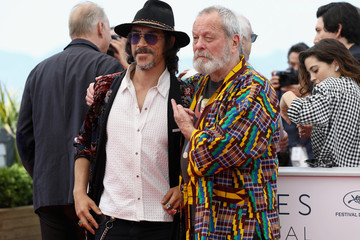 Terry Gilliam 'The Man Who Killed Don Quixote' Photocall - The 71st Annual Cannes Film Festival