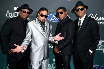 Terry Lewis BET Presents: 2019 Soul Train Awards -  Backstage And Audience