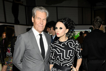 Terry Lundgren Stacey Bendet And Paris Jackson Celebrate The Launch Of Keith Haring x Alice + Olivia