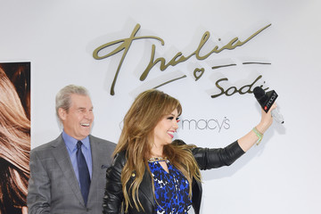 Terry Lundgren Thalia Visits Macy's Herald Square