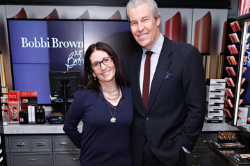 Terry Lundgren Bobbi Brown Cosmetics Ribbon Cutting