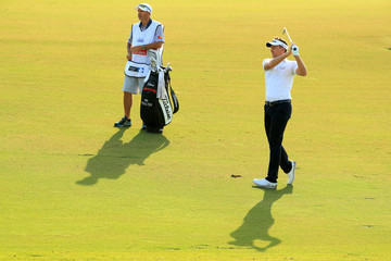 Terry Mundy DP World Tour Championship - Day One