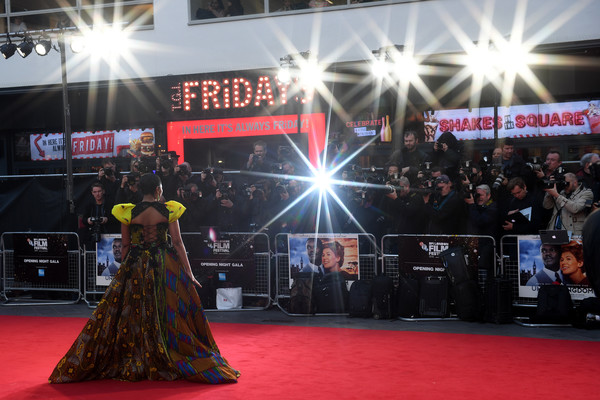 'A United Kingdom' - Opening Night Gala - 60th BFI London Film Festival