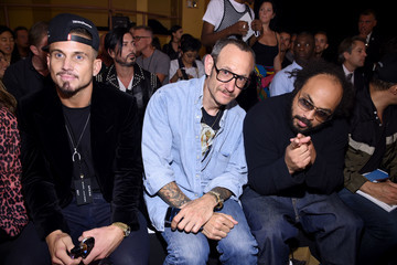 Terry Richardson Marc Jacobs Spring 2017 Runway Show - Front Row
