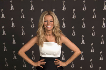 Tess Daly National Television Awards - Winners Studio