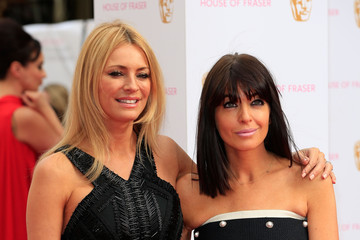 Tess Daly House of Fraser British Academy Television Awards - Red Carpet Arrivals