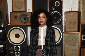 Tessa Thompson 2018 Tribeca Film Festival After-Party For 'Little Woods' At Ace Hotel
