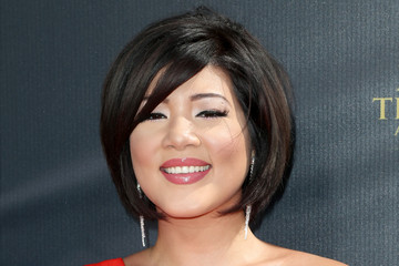 Tessanne Chin The 42nd Annual Daytime Emmy Awards - Arrivals