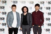 Colin Morgan and Taron Egerton Photos Photo