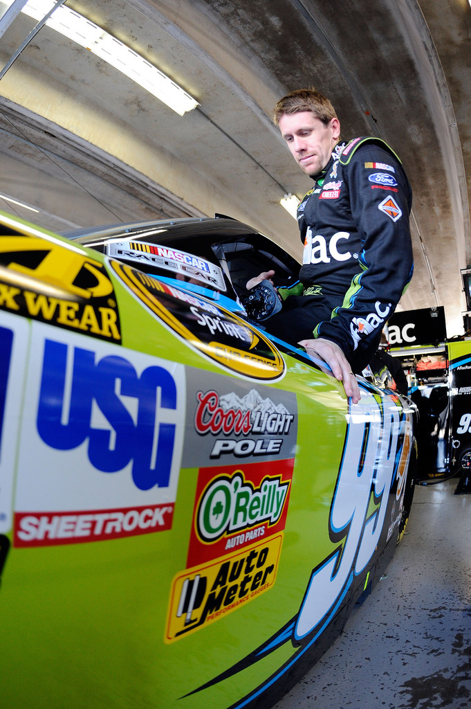 Carl edwards pictures texas motor speedway day 2 zimbio for Texas motor speedway car show