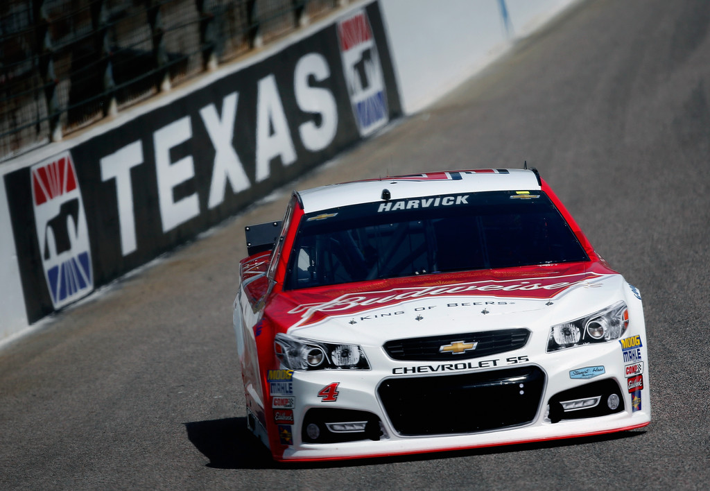 kevin harvick photos photos texas motor speedway day 2