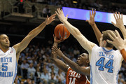 Tyler Zeller and Kendall Marshall Photos Photo