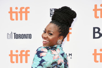 Teyonah Parris 2018 Toronto International Film Festival - 'If Beale Street Could Talk' Premiere - Arrivals