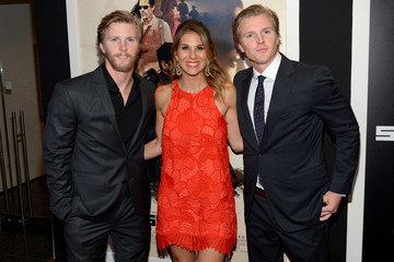 Thad Luckinbill 'Sicario' New York Premiere