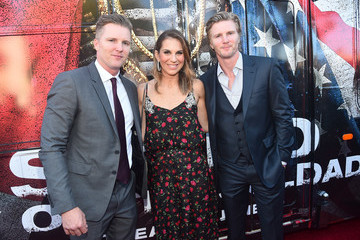 Thad Luckinbill Premiere Of Columbia Pictures' 'Sicario: Day Of The Soldado' - Red Carpet